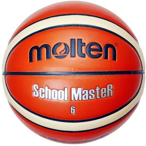 Molten BG6-SM School MasteR Basketball Indoor Größe 6