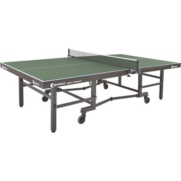 """Sponeta Tischtennisplatte """"S 8-36 / S 8-37"""", Grün"""