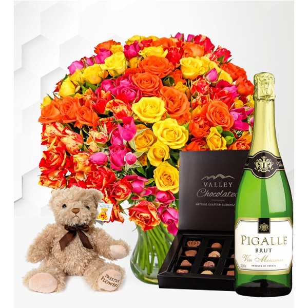 Spray Rose Gift
