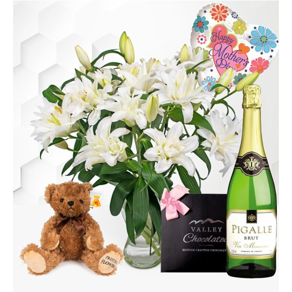 Double-Flowering Lily Gift