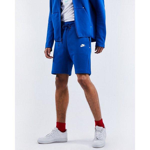 Nike Sportswear Tech Fleece Men's Shorts - Blue