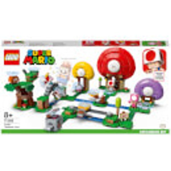 LEGO® Super Mario™ 71368 Toads Schatzsuche – Erweiterungsset