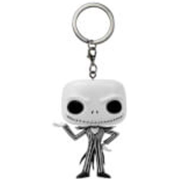 Disney The Nightmare Before Christmas Jack Skellington Pocket Funko Pop! Keychain