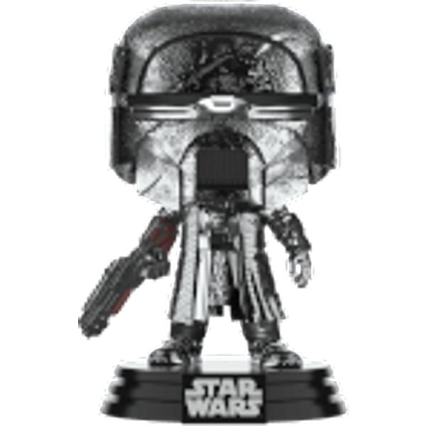 Star Wars Episode 9 - Der Aufstieg Skywalkers - Knight of Ren (Blaster Rifle) (Chrome) Vinyl Figur 331 Funko Pop! multicolor