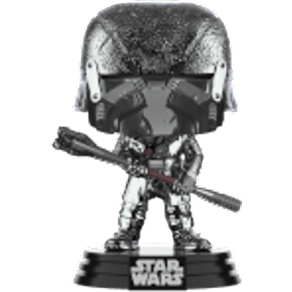 Star Wars Episode 9 - Der Aufstieg Skywalkers - Knight of Ren (War Club) (Chrome) Vinyl Figure 332 Funko Pop! multicolor