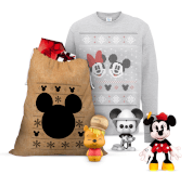Disney Officially Licensed MEGA Christmas Gift Set - XL