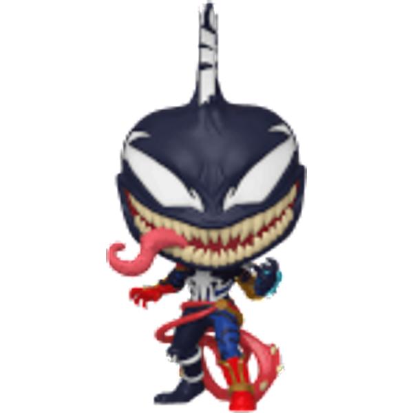 Marvel Venom Captain Marvel Pop! Vinyl Figure