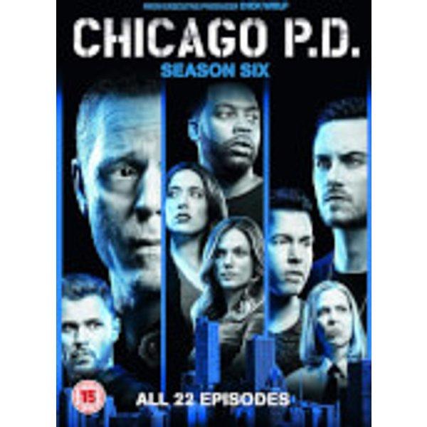 Chicago PD: Season 6 Set