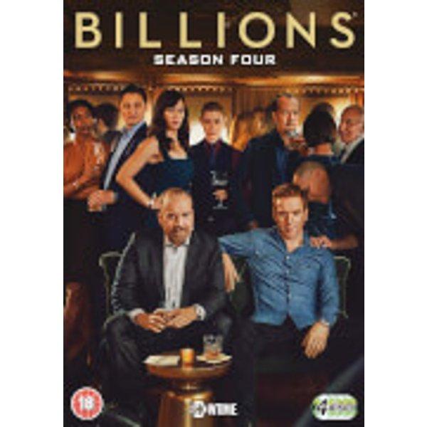 Billions: Season Four (Box Set) - DVD