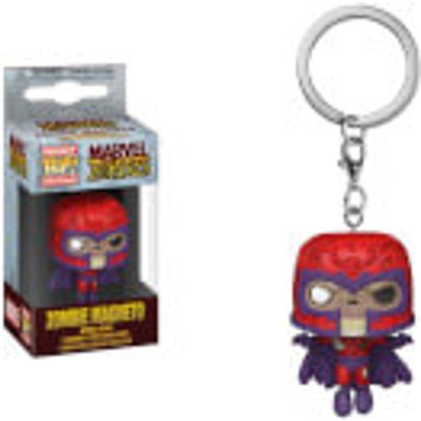 Marvel Zombies Magneto Pop! Keychain