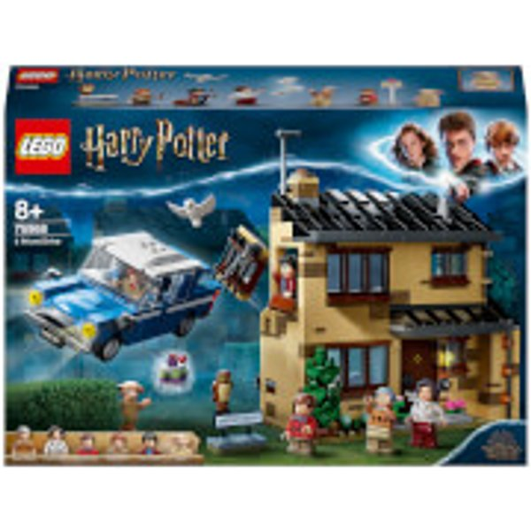LEGO® Harry Potter™ 75968 4 Privet Drive
