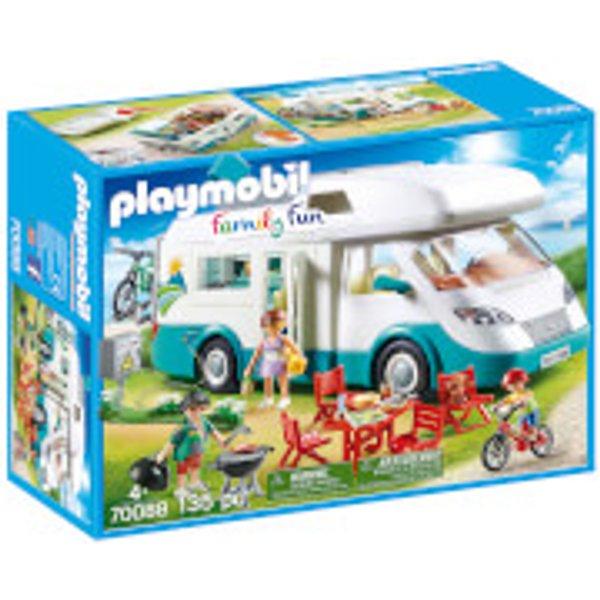 Playmobil 70088 Caravane