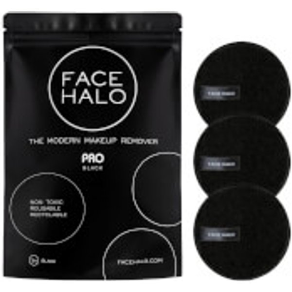 Face Halo Pro Black 3 Pack