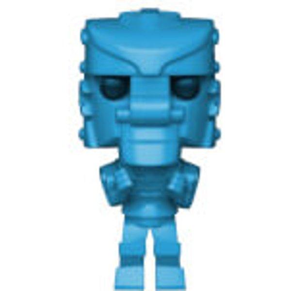 Retro Toys Mattel RockEmSockEm Blue Funko Pop! Vinyl