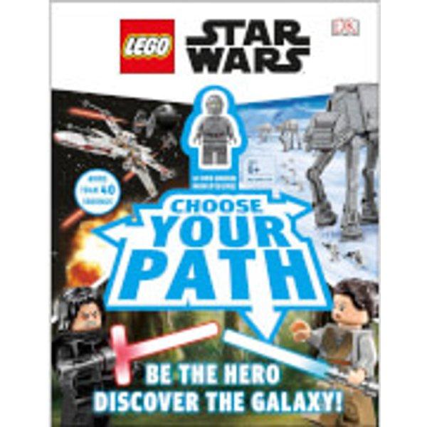 DK Books LEGO Star Wars Choose Your Path Hardback