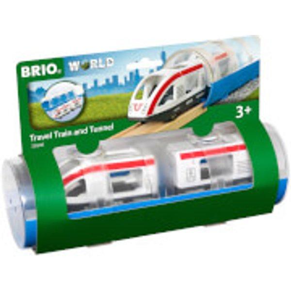 Brio Reisezug & Tunnel Multicolor