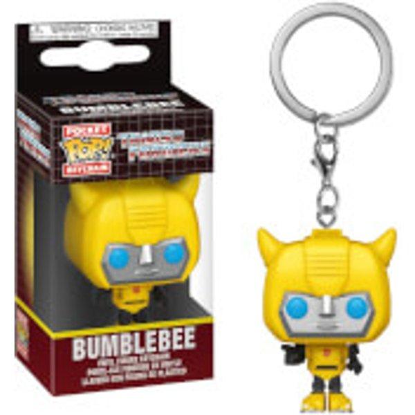 Transformers Bumblebee Pop! Keychain