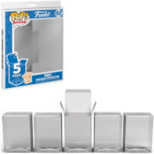 Foldable 5Pack Pop! Protector