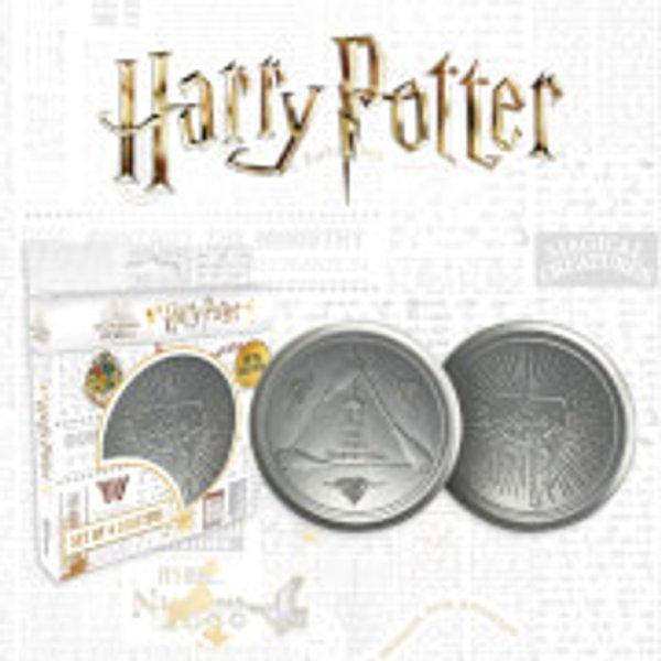 Harry Potter Metal Drinks Coasters
