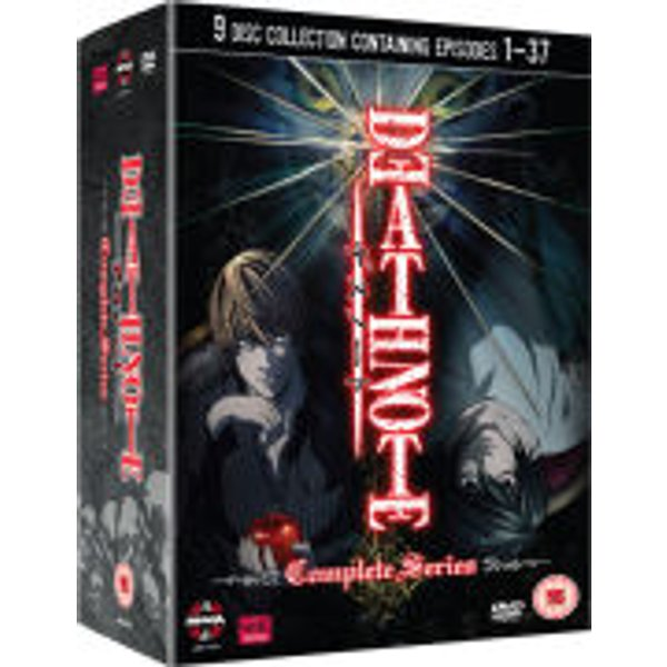 Death Note - The Complete Series (MANG9019)