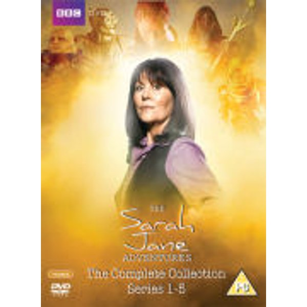 Sarah Jane Adventures - Series 1-5 - Complete