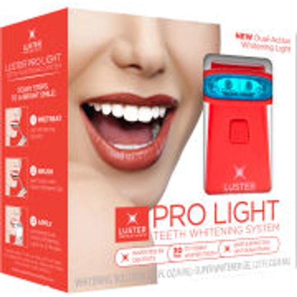 Luster Premium White Pro Light Teeth Whitening System