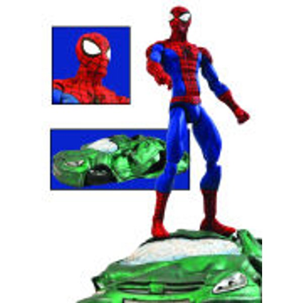 Marvel Select - Spider-Man Action Figure