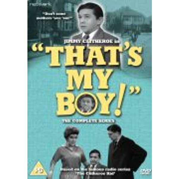 Jimmy Clitheroe: That's My Boy