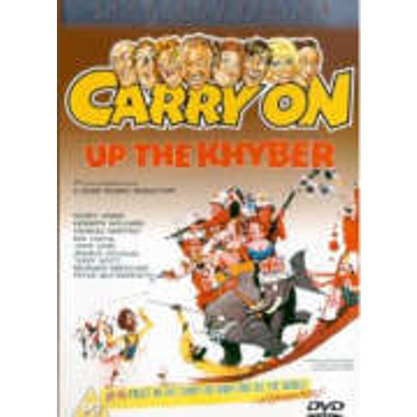 Carry On Up The Khyber (Special Edition) (3711503443)