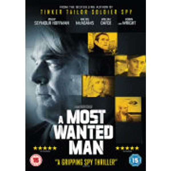 A most wanted man dvd (MP1244D)