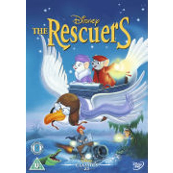 The Rescuers (BED888349)