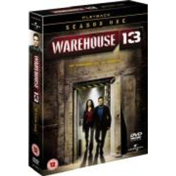 Warehouse 13: Series 1 Set (8274449)