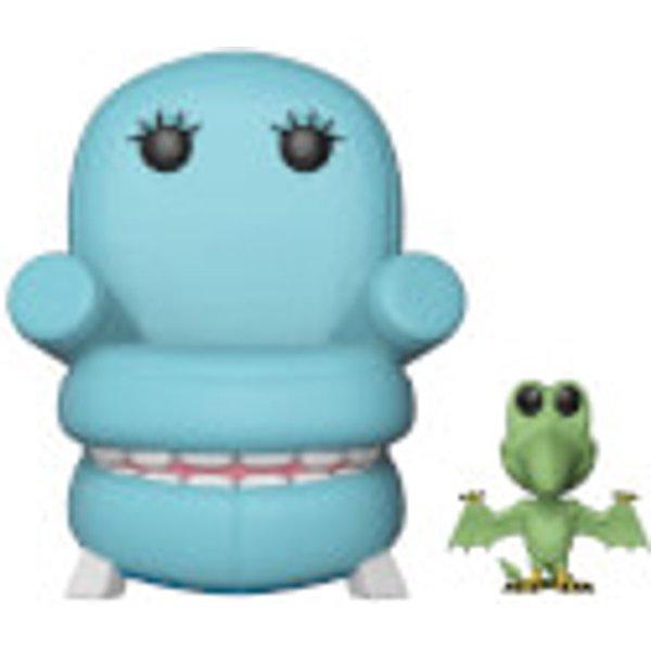Figurine Pop! Pee-wee's Playhouse - Chairry avec Pterri