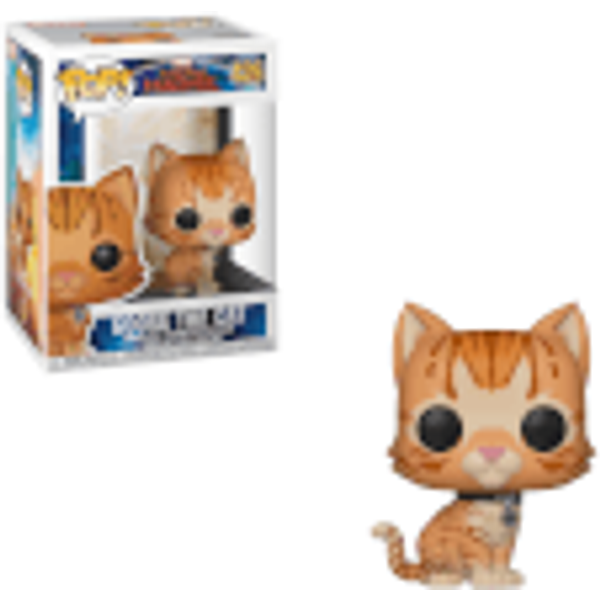 Marvel Captain Marvel Goose the Cat Pop! Vinyl Figure