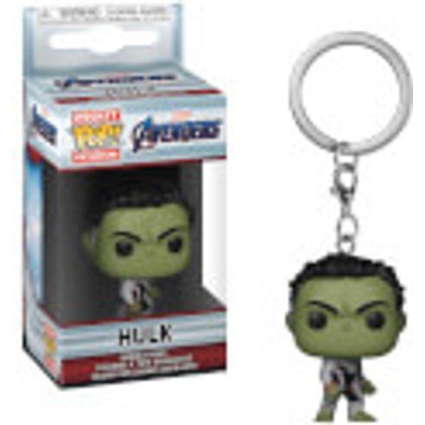 Marvel Avengers: Endgame - Hulk Pop! Schlüsselhänger