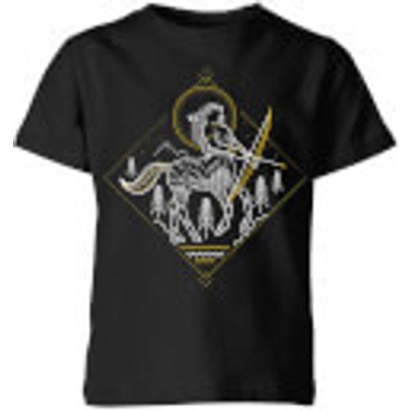 Harry Potter Bane Black Kids' T-Shirt - Black - 9-10 Years - Black