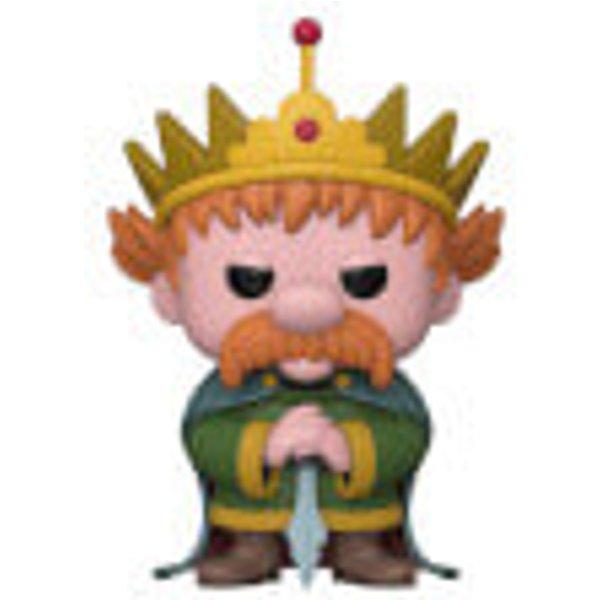 Figurine Pop! Roi Zog - Désenchantée