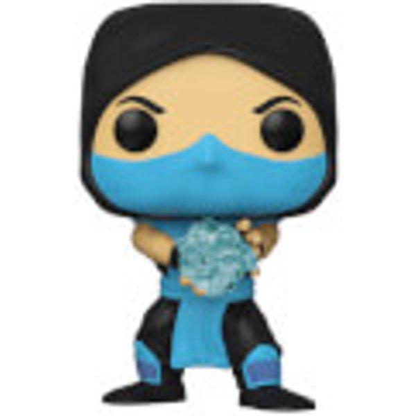 Figurine Pop! Sub-Zero - Mortal Kombat