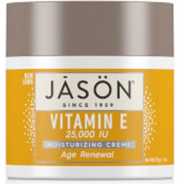 Jason Age Renewal Vitamin E 25000iu Moisturising Cream 113g (117)