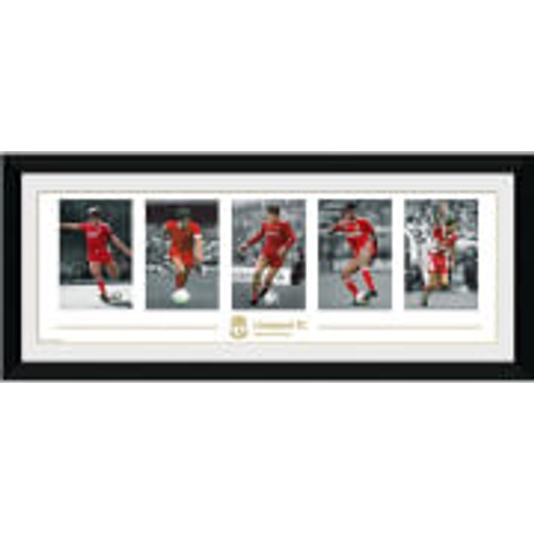 Liverpool Legends - 30   x 12   Framed Photographic