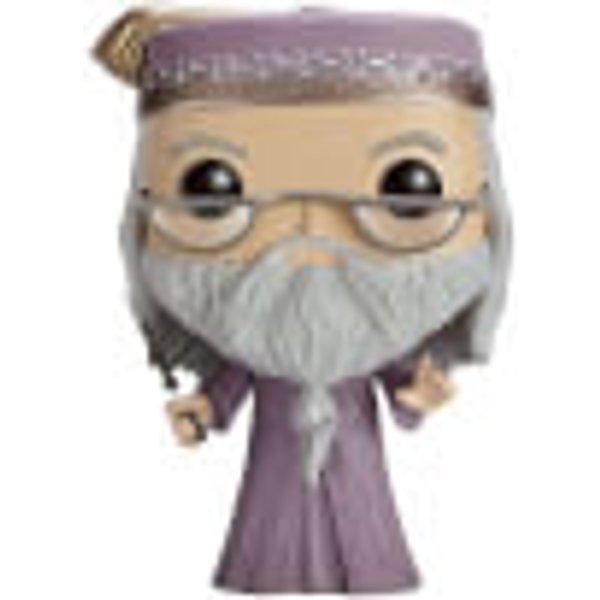 Harry Potter Dumbledore with Wand Pop! Vinyl Figure