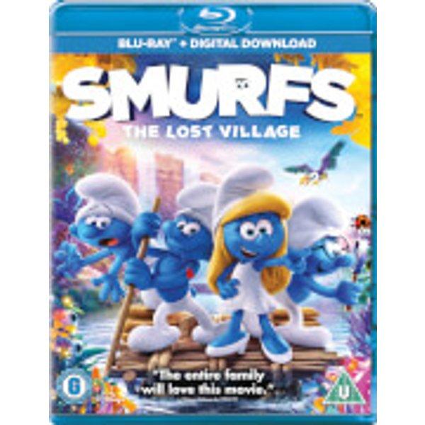 Smurfs: The Lost Village (SBR1401UV)
