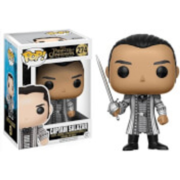 Pirates of the Caribbean Captain Salazar Pop! Vinyl Figure