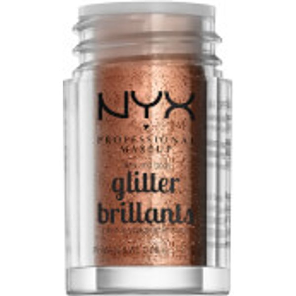 Face & Body Glitter - Copper