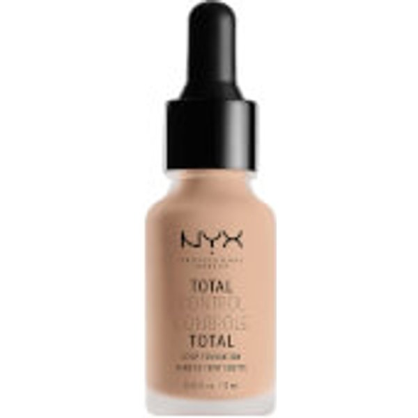 NYX Total Control Drop Foundation 05 Light (13 ml)