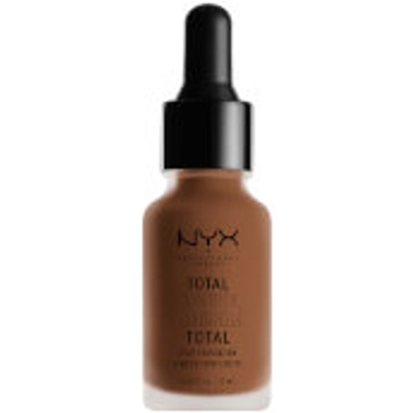 NYX Total Control Drop Foundation 17 Cappuccino (13 ml)