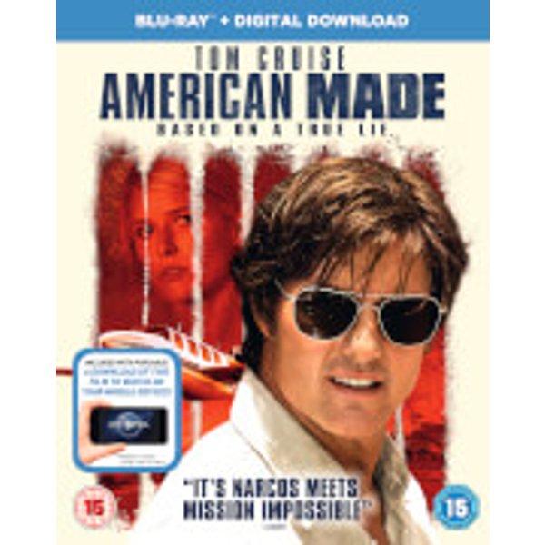 American made blu-ray digital download (8310798)
