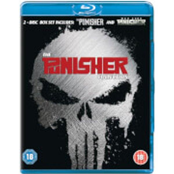 The Punisher/The Punisher War Zone - Blu-ray