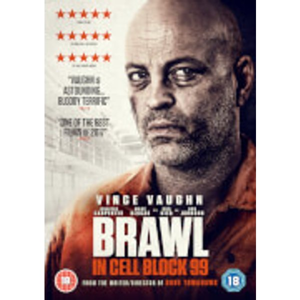 Brawl in cell block 99 dvd