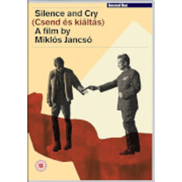 Silence and Cry (DVD)